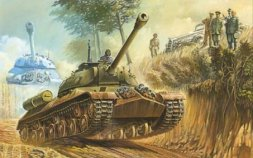 IS-3 Stalin 1:72