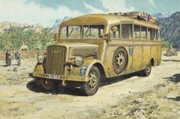 Opel Blitz Omnibus (model W.39 Ludewig-built, late) 1:72