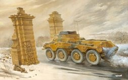 Sd.Kfz.234/1 Panzerspähwagen 1:72