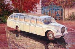 Opel Blitzbus Ludewig Aero (1937) 1:72