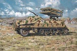 Sd.Kfz. 4/1 (8cm) Raketen-Vielfachwerfer 1:72