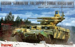 Meng BMPT Terminator 1:35