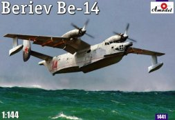 Amodel Beriev Be-14 Soviet rescue aircraft 1:144