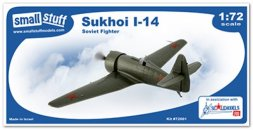 Small Stuff Sukhoi I-14 1:72