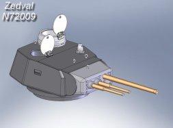 T-34-3 conversion set 1:72