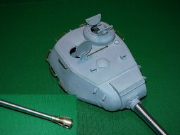 IS-II Turret for Tamiya, Dragon & Zvezda 1:35