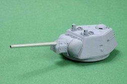 T-34 Cast Hexagonal Turret  Soft edge UZTM 1:35