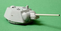 Miniarm T-34 Cast Hexagonal Turret , Hard edge m1942 1:35