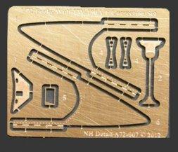 Fw 190A-8/F-8 Correction Set für Revell 1:72