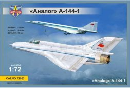 MiG-21I Analog A-144-01 - Limited Edition 1:72