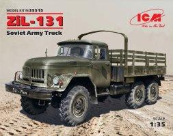 ICM ZiL-131 Soviet Army Truck 1:35