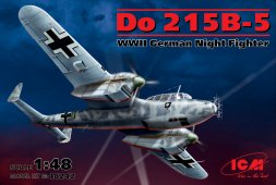 Dornier Do 215B-5 Kauz III Nachjäger 1:48