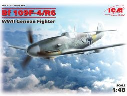 Bf 109F-4/R6 1:48