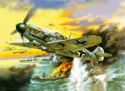 Bf 109F-4/b 1:48