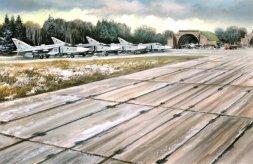 ICM PAG-14 Soviet Airfield Plates 1:48