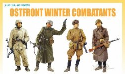 Dragon Ostfront Winter Combatants 1942-43 1:35