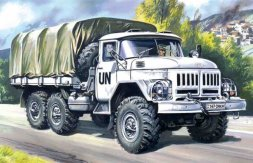 ZiL-131 Army Truck 1:72