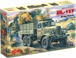 ZiL-157 Army Truck 1:72