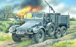 Krupp L2H143 Kfz.70 German Light Army Truck 1:72