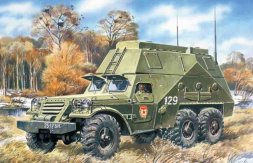 BTR-152S Armoured Command Vehicle 1:72
