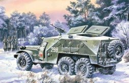 BTR-152K Armoured Personnel Carrier 1:72