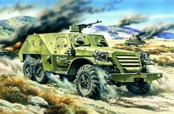 BTR-152V Armoured Personnel Carrier 1:72