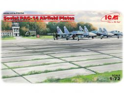 PAG-14 Soviet Airfield Plates 1:72