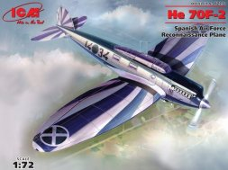 Heinkel He 70F-2 Spanish Air Force 1:72