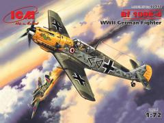Messerschmitt Bf 109E-4 1:72