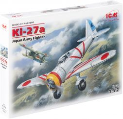Ki-27a Japan Army Fighter 1:72