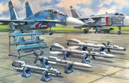 Soviet Air-to-Air Aircraft Armament 1:72