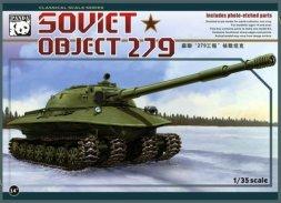 Panda Hobby Object 279 Soviet Heavy Tank 1:35