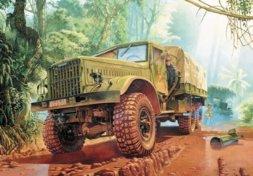 KrAZ-214B Soviet Truck 1:35
