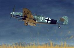 Messerschmitt Bf 109G-10 1:32