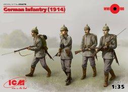 German Infantry (1914) 1:35