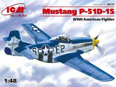 P-51D-15 Mustang 1:48