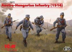 ICM Austro-Hungarian Infantry (1914) 1:35