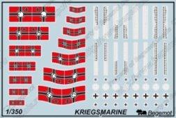 Begemot Kriegsmarine 1:350