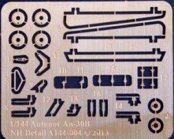 NH detail An-30B exterior set 1:144