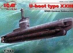 ICM U-Boat-Klasse XXIII 1:144