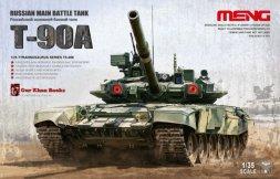 Meng T-90A Russian Main Battle Tank 1:35