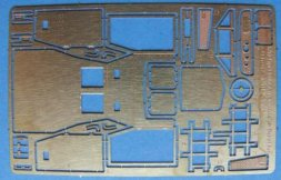 NH Detail Opel Blitz Armoured Cab Detail set for MAC 1:72
