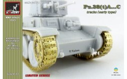 Armory Pz.38(t) Ausf.A…C tracks early 1:72