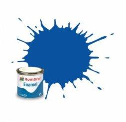 Humbrol 014 - Franz. Blau Glänzend - 14ml Enamel