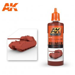 AK Interactive AK180 - Red Primer - 60ml