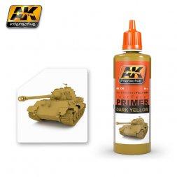 AK Interactive AK176 - Dark Yellow Primer - 60ml