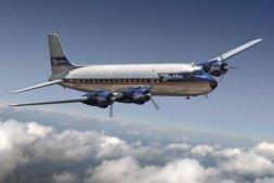 Douglas DC-6 - Delta Airlines 1:144