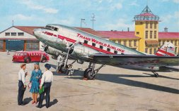 Douglas DC-3 - Trans World Airlines 1:144