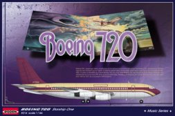 Boeing 720 Starship One 1:144