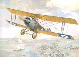 Sopwith 1 1/2 Strutter single-seat bomber 1:48
